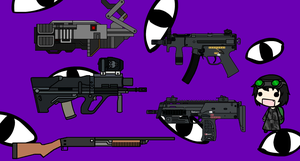 Custom Prop Pack - Guns! by RandomNumbers5902672