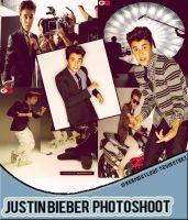 Justin Bieber photoshoot by iDreamOutLoud