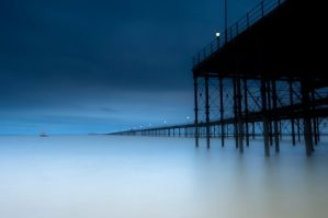 southend pier by speedclicker666