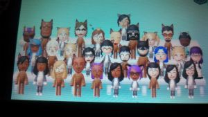 tomodachi life: all the residents by Devilgirl007