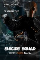 Suicide Squad : Deathstroke (Fan-made) by pl-biohazard