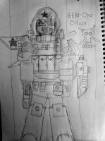 GEN-Ops Officer by Target21