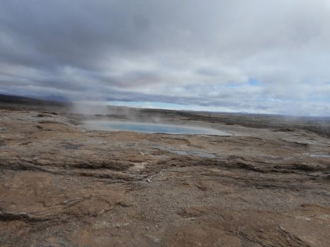 Iceland Geyser park 1 by White-Feather