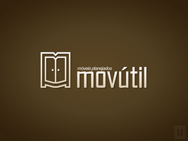 Movutil - Logotype by tulitotutys