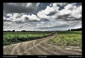 The Road Ahead by Argolith