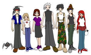 SOUL Height Chart 2 by keifujimi