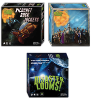 Box Covers for BFRGames by ElysianImagery