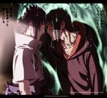 Naruto 590 - Fraternal Ties by SilverCore94