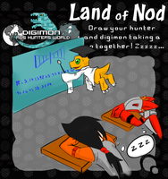 Land Of Nod Meme and notice by shirube
