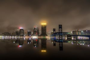 Foggy Duval by 904PhotoPhactory