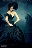 The Black Gown by RobertXC