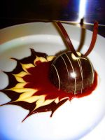 Plated Nid d'abeille BonBon 2 by Sliceofcake