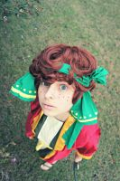 Curious child by DascocoCosplay