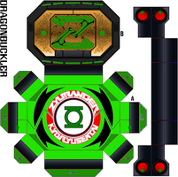 Green Lantern Morpher by Largefry
