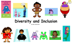Diversity and Inclusion by dev-catscratch