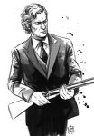 Caine is Carter by MarcLaming