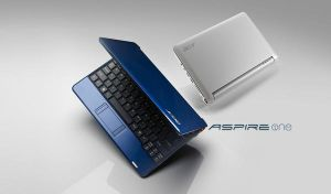 Acer Aspire One A150 Wallpaper by Drudger