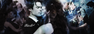 Delena by CyrusForeverr