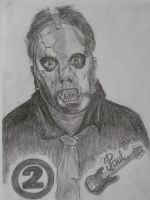 Paul Gray RIP by Trezeytron