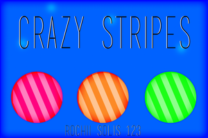 CRAZY STRIPES STYLE by RochiiSolis123