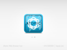 Icon - Atomic Web Browser by hehedavid