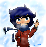 well honey i dont like this kinda weather by Mini-Nate