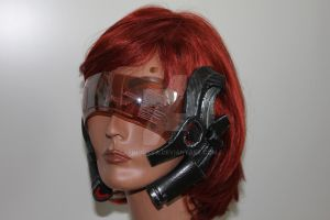 Archon Visor, Mass Effect by KarinOlava