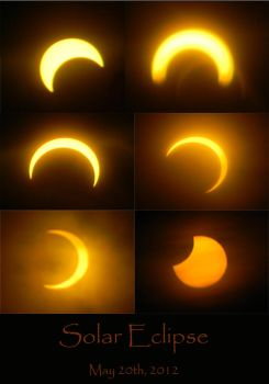 Solar Eclipse 2012 by Raegans