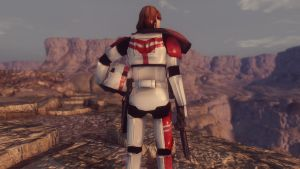 Female Stormtrooper 5 by CptRex