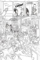 Clementine Hetherington Page 13 pencils by Douglasbot