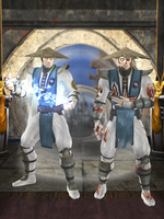 Raiden Primary - Mortal Kombat 9 by romero1718