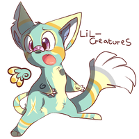 Ukai Lil Creature Adoptable Auction2 :CLOSED: by Apriifox