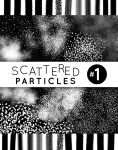 Scattered Particles (13 Brushes) by falonyates