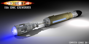 Sonic Screwdriver v3.0 by ComputerGenius