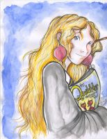 Luna Lovegood by LeftiesRevenge