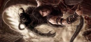 PRINCE OF PERSIA WARRIOR WITHIN PROGRESS SCREEN 3 by octopusdesenhos