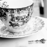 A Tiny Key for a BIG Tea Party by UntamedUnwanted