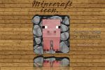 Minecraft Icon, Version. II by Schulerr