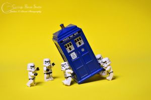 Lego Stormtrooper - Time Bandits by Jbressi