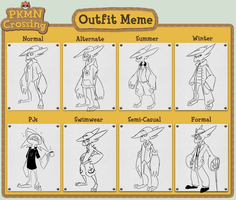 PKMN Crossing - Outfit Meme by Zito-is-Neato