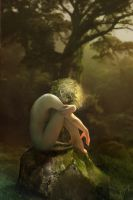 Golden by enayla