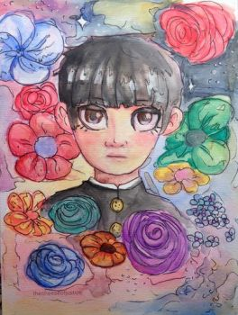 Blooming Mob by chirimoyu