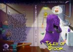 Tales of Spook book cover by milanglo