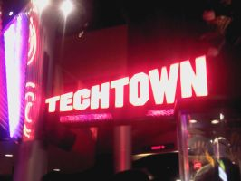 techtown by excesspain
