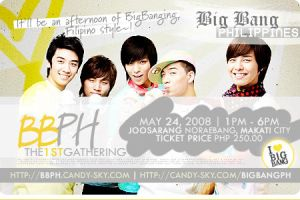 Big Bang Philippines 1G by mish18