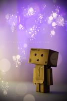 My new Danbo by lightlanaskywalker