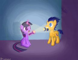 Flashlight by SweetAngelDelight