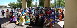 RMFC Fursuiters by KampferWolf