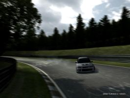 GT4 - Mine's Lancer Evolution Drift 2 by Shroomkin