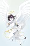 Com: Angelic by DragginCat